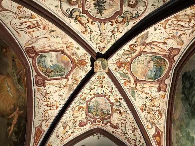 Der Besuch lohnt im Franziskanerkloster Schwaz in Tirol