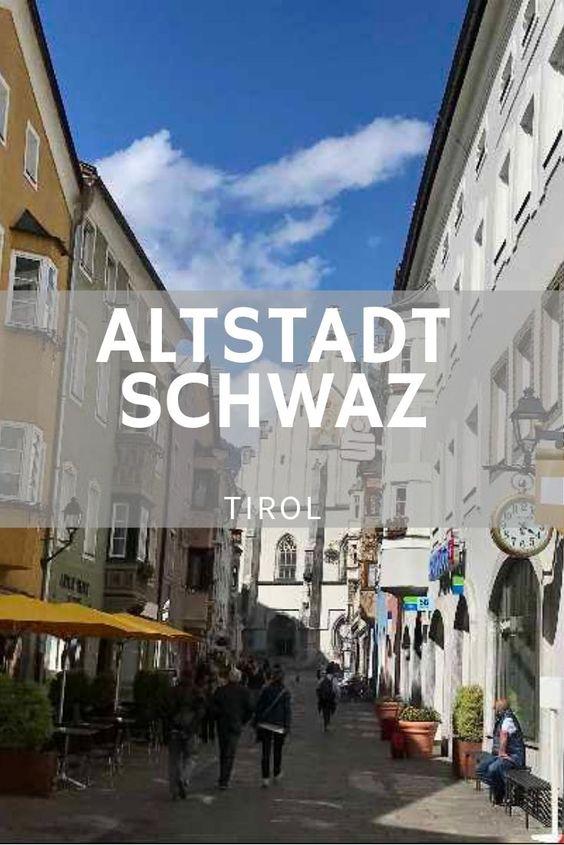 Schwaz Altstadt in Tirol merken