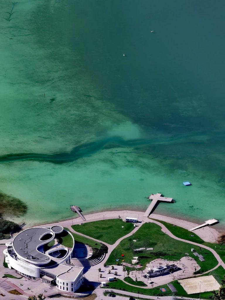 Die Neueste der Achensee Sehenswürdigkeiten - das Atoll