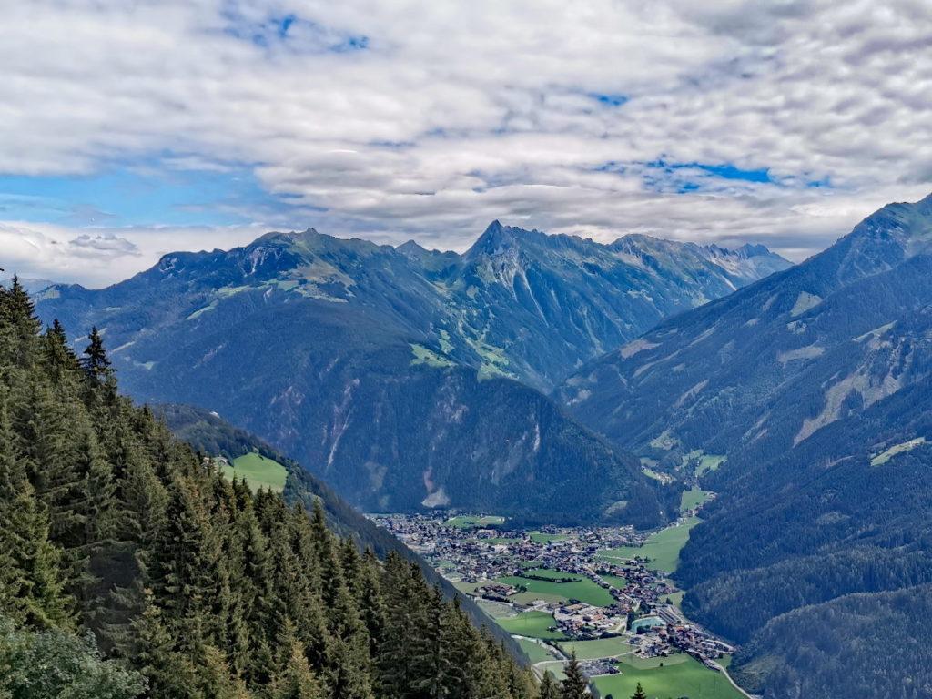 Die Berge und die Natur sind für mich die Mayrhofen Sehenswürdigkeiten