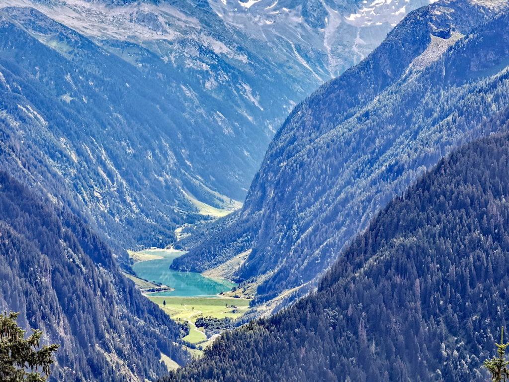 Der Stillup Stausee gehört zu den Mayrhofen Sehenswürdigkeiten