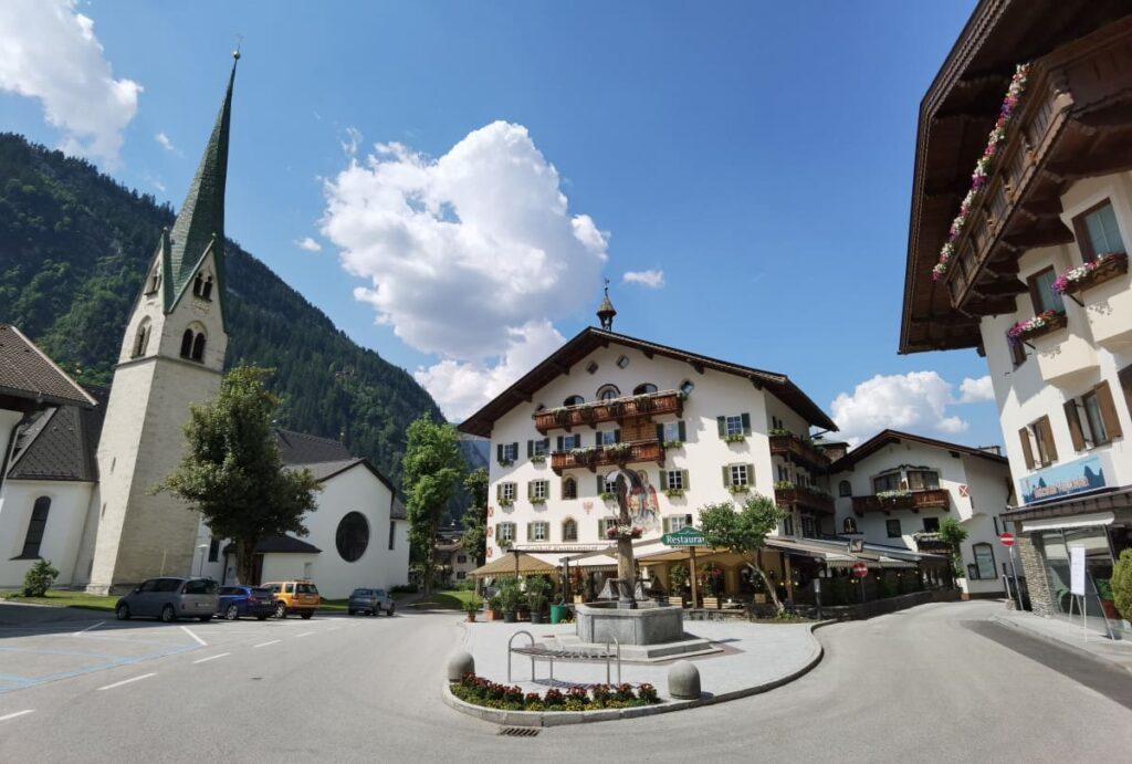 Was sind lohnende Mayrhofen Sehenswürdigkeiten im Zillertal?